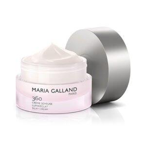 Maria Galland Silky Cream | Schoonheidssalon Anne Nuland | Exclusieve Huidverbetering